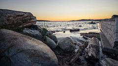 West End Sunset (Thomas Bullock) Tags: ocean sunset summer beach vancouver canon photography bc pacific sigma