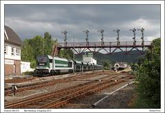 Enercon 264 013 - Bad Harzburg (06-08-2013) (Vincent-Prins) Tags: badharzburg enercon 40cc voithmaxima 264013 facnns
