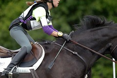 Cameryn Silvernail and Erin's Luck (Tackshots) Tags: crosscountry horseshow equestrian ottercreek eventing horsetrials