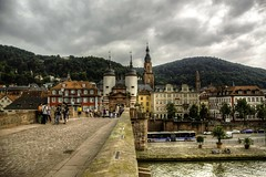 Deutschland (Allemagne) - Heidelberg (saigneurdeguerre) Tags: 3 canon germany deutschland europa europe mark district iii ponte alemania 5d heidelberg antonio karlsruhe allemagne neckar alemanha duitsland allemand romantisme badewurtemberg palatinat bestcapturesaoi saigneurdeguerre aireurbainerhinneckar