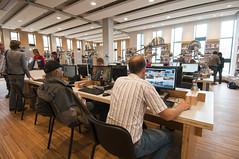 _DSC2227 (ErikVos) Tags: arnhem bibliotheek rozet openhuis volksuniversiteit rijnboog kunstbedrijf