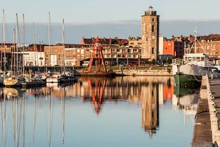 Dunkerque port de plaisance