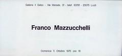 1975-GALLERIA IL GELSO