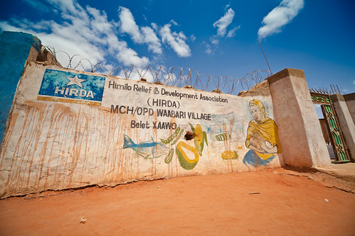 HIRDA Compound | Somalia