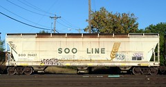 each2 (Youra Dick) Tags: train graffiti stock cp soo hopper freight bnsf rolling mainline wheatie