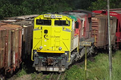 Paratinga (ptalmeida) Tags: dash serra trens sãovicente c307 locomotivas sd70ace paratinga c307a c30s7r c449wm