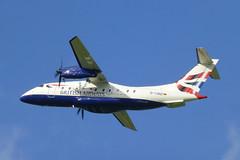 Dornier 328 at London Southend Airport. (piktaker) Tags: ba essex southend sen turboprop dornier do328 dcird sunair egmc londonsouthendairport billunds