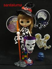 Iani e o Halloween!!