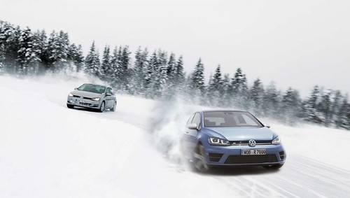 Win a trip to drive the Mk7 Golf R