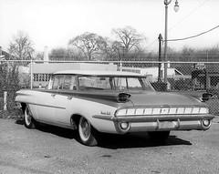 1959 Oldsmobile 98 (Railroad Jack) Tags: