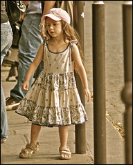 les enfants de paris .... (ana_lee_smith) Tags: street travel paris france macro tourism vintage lens photography candid sigma beercan tones f4 ilestlouis photosof pontstlouis analeesmith minoltaaf70210mm sonyslta33