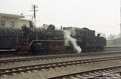2010/1/10 SY0150 Liancheng (Pocahontas®) Tags: railroad film train kodak engine rail railway steam locomotive gold200 135film sy0150