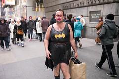Batman (keenanphoto) Tags: leica nyc streetphotography timessquare batman leicam 35mmsummiluxasph stphotographia leicam240
