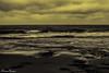 Ocho Decimas de Segundo (Fran Ramos.) Tags: naturaleza canon noche mar madera negro caminos nubes nocturnas cartagena rocas vigilantes marinas antenas minimalista calblanque franramos f20mazarron