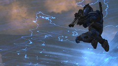 Static interference (SeannyBoy32) Tags: blue eclipse halo reach rocketlauncher haloreach