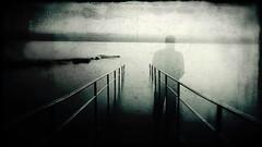 Nekem tetszik (tibor67) Tags: old light sunset sea blur texture water way lens time dream canon5d adria