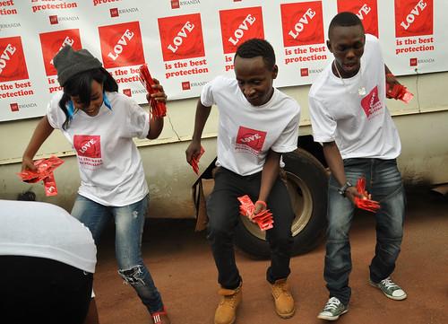 International Condom Day 2014: Rwanda
