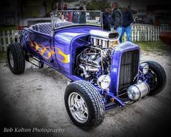 1932 Ford Roadster Gasser - (Bob Kolton Photography) Tags: cars ford car automotive autos hdr classiccars bradenton automobiles roadster slicks slicksgarage bobkoltonphotography