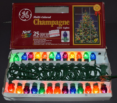 Ge Christmas Lights