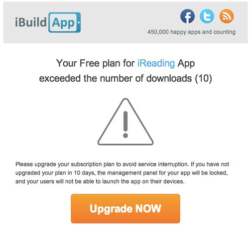 Great reason NOT to use iBuildApp by Wesley Fryer, on Flickr