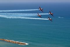 IMG_6844 (xnir) Tags: happy israel telaviv team day force aviation air tel aviv independence t6 aerobatic nir 66th texanii benyosef xnir  idfaf