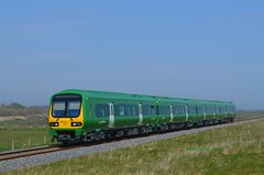 Green Train (@ tb 2018) Tags: railcar irishrail gorey fivemilepoint 29117