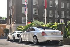 Xenatec & 12C by Fab Design (Passionauto291) Tags: fab london mclaren londres mp4 maybach fabdesign 57s 12c mp412c xenatec