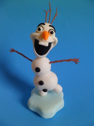 OLAF...do filme FROZEN!