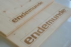 espositore per Endemunde Edizioni