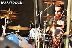 La Raíz # Viña Rock 2014