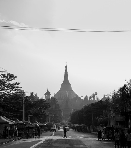 Shewdagon Pagoda