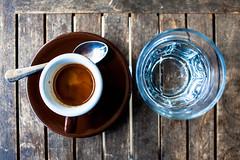 Bread & Butter (espressoDOM) Tags: water coffee cafe drink espresso monday caffeine drinkme espressodom bubblywater wakeupjuice