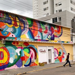 Quase...70% :)   #process #fachada #pronutri #bubbles #leiga