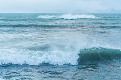 Powerful waves and stormy weather (Larsenio) Tags: ocean sea seascape storm norway strand landscape norge europe waves seascapes pentax north norwegen stormy norwegian nordic scandinavia northern smc k5 norvege lightroom andenes norsk vesterlen nordland skandinavia andy pentaxsmc northernnorway norvegen nordnorsk pentaxian pentaxianer pentaxk5