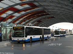 GVB Amsterdam 322, Lijn 32 en 302, Lijn 33, Busstation IJSEI (2014) (Library of Amsterdam Public Transport) Tags: bus netherlands buses amsterdam nederland publictransport autobus paysbas citybus gvb openbaarvervoer autobuses vervoer stadsarchief stadsbus tram5 gvba gemeentevervoerbedrijf