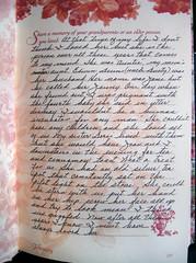 lois-biography-p6 (pjchmiel) Tags: handwriting grandmother diary journal cursive schnabel autobiography weigel longhand loisricherme grandmasbiography loisschnabel