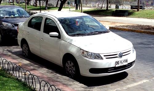 VW Gol Sedán - Santiago, Chile