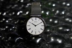 my watch: SEIKO mechanical watch (jtabn99) Tags: japan mechanical watch seiko nosecond