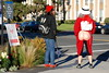Kaiser Protest (ZenzenOK) Tags: signs sign democracy nikon dof sandiego butt union protest january kaiser boycott protesters kaiserpermanente 2015 d80 zenzenok buttcostume sandiegopeople laborrelations nuhw nationalunionofhealthcareworkers