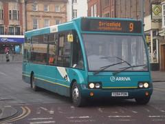 2504 Y294 PDN Arriva North East Optare Solo on the 9 to Springfield (North East Malarkey) Tags: ane arrivauk arrivanortheast buses transportation transport publictransport nebuses flickr buspics buspictures vehicle outdoor nebbygone explore inexplore google googleimages