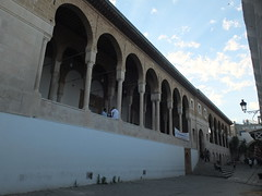 Ez-Zitouna Mosque ( ), Tunis () (twiga_swala) Tags: world heritage architecture tunisia tunis mosque unesco medina masjid tunisie patrimoine mosque humanit  ezzitouna  alzaytuna