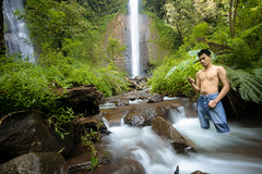 Tancak Kembar Bondowoso Waterfall (Jaya Sudadio) Tags: green canon river indonesia landscape waterfall tokina jawatimur jatim bondowoso visitindonesia tokina1116mm tancakkembar canon70d jayasudadiophoto visitbondowoso