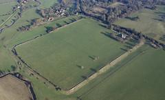 Venta Icenorum - Caistor St Edmunds - aerial (John D F) Tags: roman norfolk aerial archaeologicalsite ventaicenorum caistorstedmund