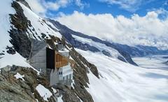 Panorama desde el Jungfrau Suiza (Explored) (bervaz) Tags: mountain clouds suiza sony nubes glaciar 18200 jungfraujoch a100 montaas observatorio 18200mmf3556 dslra100 sal18200