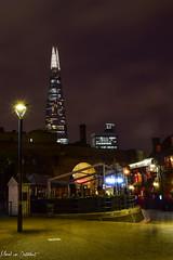 London Night 11 (M van Oosterhout) Tags: city uk nightphotography england london skyline night photography town long exposure skies cityscape britain great shard