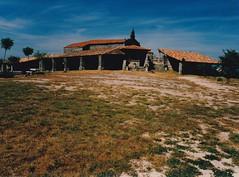 O san Bieito da Uceira a mediados-finais dos 90 (Sandis -Ourense) (Xav Feix) Tags: galicia antes ourense ermida capela sandis uceira concellodesandis