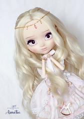 Amlie (Mikiyochii) Tags: doll dolls lolita groove pullip pullips kawai
