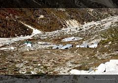 Bhojwasa : 12440 ft (koushikzworld) Tags: mountain nature trekking photography fuji indian sony himalayas ganga gangotri gomukh carlzeiss shivling bhagirathi uttarakhand gaumukh bhojwasa koushikzworld koushikbanerjee