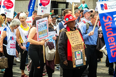 Bursary or Bust June 2016 - 06 (garryknight) Tags: london march student education rally protest samsung nurse tuition lightroom bursary nx2000 ononephoto10 bursaryorbust