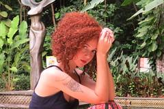 IMG_8113 (Karol Arruda Fotografia) Tags: red flores green nature smile tattoo hair ensaio photo natureza mulher flor felicidade curly there hippie beleza sorriso arvore menina ruiva vibration tatuagem tattos ruivos cachos ruivas sardas florwer goodvibe lottus